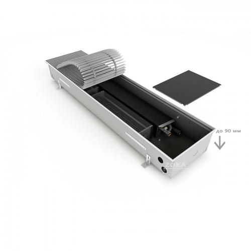 Внутрипольные конвекторы Isan FRT (до 90 мм)