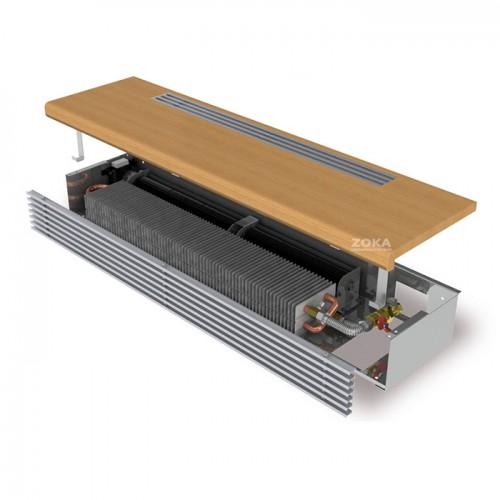 Цокольный конвектор Minib Coil SK/KP