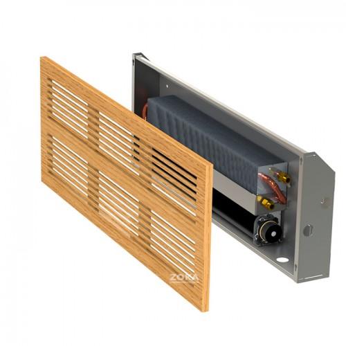 Встраиваемые конвекторы в стену Minib Coil KZ