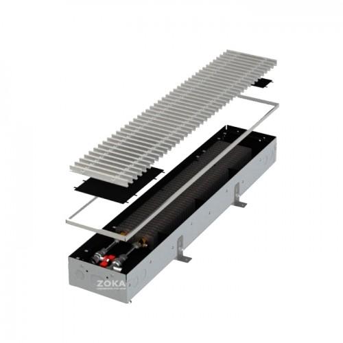 Внутрипольный конвектор Minib Coil PB/PM Eco