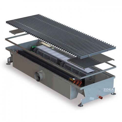Внутрипольный конвектор Minib Coil HCM Air / KT2