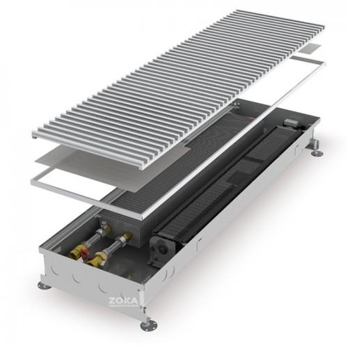 Внутрипольный конвектор Minib Coil T/KT